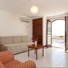 Отель Apartamentos Do Parque Португалия, Албуфейра - отзывы, цены и фото номеров - забронировать отель Apartamentos Do Parque онлайн комната для гостей фото 4