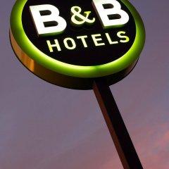 Отель B&B Hôtel Paris Romainville Noisy le Sec фитнесс-зал