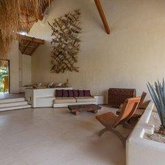 Отель Las Palmas Beachfront Villas Мексика, Коакоюл - отзывы, цены и фото номеров - забронировать отель Las Palmas Beachfront Villas онлайн спа