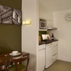 Отель Citadines South Kensington London Великобритания, Лондон - отзывы, цены и фото номеров - забронировать отель Citadines South Kensington London онлайн в номере