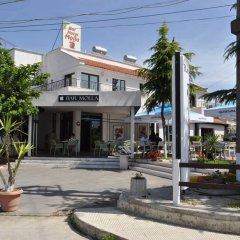 Hotel Molla пляж