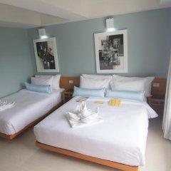 Отель Villa Cha Cha Rambuttri Бангкок комната для гостей фото 4