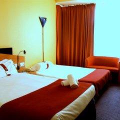 Отель Holiday Inn Express Valencia-San Luis Испания, Валенсия - отзывы, цены и фото номеров - забронировать отель Holiday Inn Express Valencia-San Luis онлайн комната для гостей