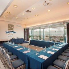 Отель Savoia Hotel Rimini Италия, Римини - 7 отзывов об отеле, цены и фото номеров - забронировать отель Savoia Hotel Rimini онлайн помещение для мероприятий фото 2