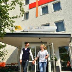 Отель Enjoy Hotel Berlin City Messe Германия, Берлин - - забронировать отель Enjoy Hotel Berlin City Messe, цены и фото номеров помещение для мероприятий