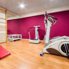 Park Sedo Benstar Hotel Group фитнесс-зал фото 2