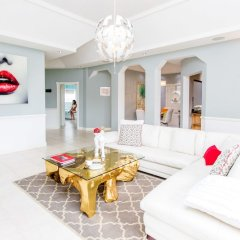 Отель Sparkle Luxury Ямайка, Кингстон - отзывы, цены и фото номеров - забронировать отель Sparkle Luxury онлайн интерьер отеля фото 3