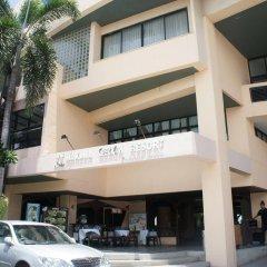 Отель Naklua Beach Resort городской автобус