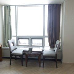 Отель Goodday Airtel Южная Корея, Инчхон - отзывы, цены и фото номеров - забронировать отель Goodday Airtel онлайн комната для гостей фото 4