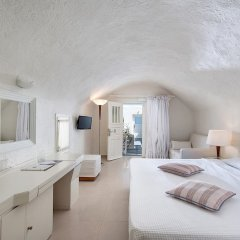 Отель Anemos Beach Lounge Hotel Греция, Остров Санторини - отзывы, цены и фото номеров - забронировать отель Anemos Beach Lounge Hotel онлайн комната для гостей фото 3