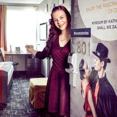 Отель Mercure Wien Zentrum