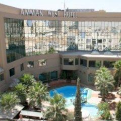 Amman West Hotel балкон