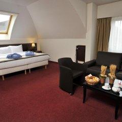 Отель Golden Tulip De Medici Брюгге комната для гостей