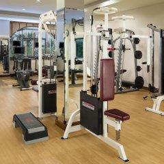 Отель AJMAN Аджман фитнесс-зал фото 3