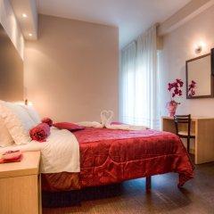 Отель Aiglon Италия, Римини - отзывы, цены и фото номеров - забронировать отель Aiglon онлайн комната для гостей фото 3