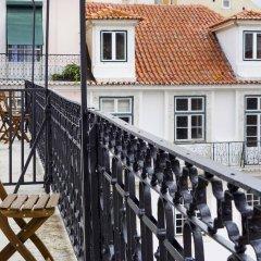 Отель Residentas Apóstolos балкон
