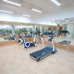 Гостиница Казжол Астана фитнесс-зал фото 2