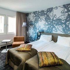 Отель Quality Hotel Lulea Швеция, Лулео - 1 отзыв об отеле, цены и фото номеров - забронировать отель Quality Hotel Lulea онлайн комната для гостей фото 5