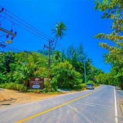 Курортный отель Crystal Wild Panwa Phuket парковка