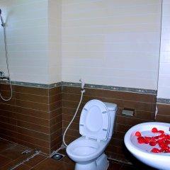 Queen 3 Hotel Нячанг ванная