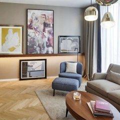 Отель Andaz Vienna Am Belvedere Австрия, Вена - отзывы, цены и фото номеров - забронировать отель Andaz Vienna Am Belvedere онлайн интерьер отеля фото 2