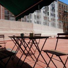 Serendipity Hostel Barcelona балкон