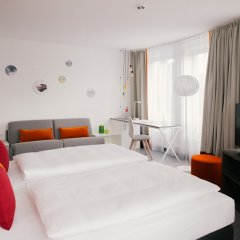 Отель Vienna House Easy Leipzig комната для гостей фото 3