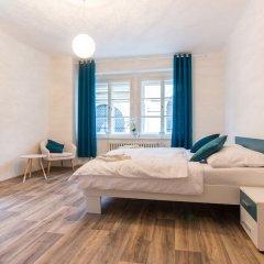 Апартаменты Charles bridge apartment комната для гостей фото 4