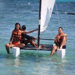 Отель Grand Bahia Principe Aquamarine Доминикана, Пунта Кана - отзывы, цены и фото номеров - забронировать отель Grand Bahia Principe Aquamarine онлайн приотельная территория фото 2