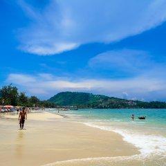 Отель Coconut Village Resort пляж