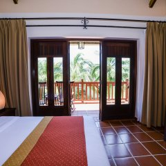 Отель Palm Garden Beach Resort And Spa Хойан комната для гостей фото 5