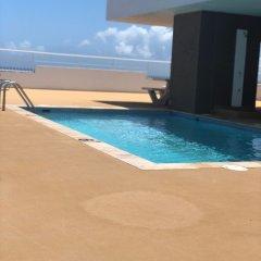 Апартаменты Amapola Beachfront Studio - Playamar бассейн
