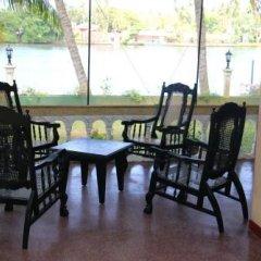 Отель Queen River Inn Шри-Ланка, Берувела - отзывы, цены и фото номеров - забронировать отель Queen River Inn онлайн питание фото 2