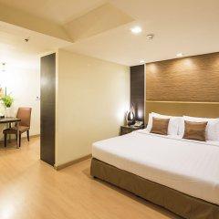 Отель Aspen Suites Бангкок комната для гостей фото 4