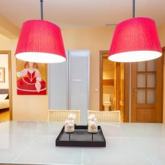 Отель Apartamento Atocha Испания, Мадрид - отзывы, цены и фото номеров - забронировать отель Apartamento Atocha онлайн комната для гостей