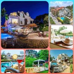 Отель Milennia Family Hotel Болгария, Солнечный берег - отзывы, цены и фото номеров - забронировать отель Milennia Family Hotel онлайн городской автобус