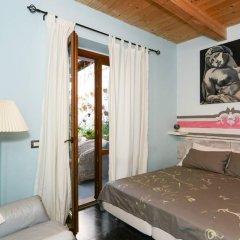 Отель A Casa dell'Artista ViKi Италия, Джези - отзывы, цены и фото номеров - забронировать отель A Casa dell'Artista ViKi онлайн комната для гостей фото 2