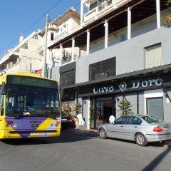 Отель Cavo D'Oro Hotel Греция, Пирей - отзывы, цены и фото номеров - забронировать отель Cavo D'Oro Hotel онлайн спортивное сооружение