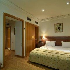 Отель El Oumnia Puerto Марокко, Танжер - отзывы, цены и фото номеров - забронировать отель El Oumnia Puerto онлайн комната для гостей фото 3