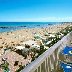 Отель CARNABY Римини пляж фото 2
