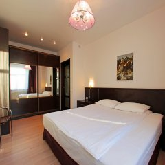 Мини-Отель Акцент комната для гостей фото 5