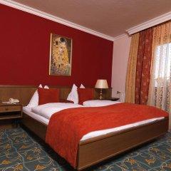 Отель Bergers Sporthotel комната для гостей фото 3