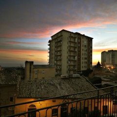 Отель B&B Paladini di Sicilia Агридженто балкон
