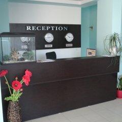 Cantilena Hotel Несебр интерьер отеля