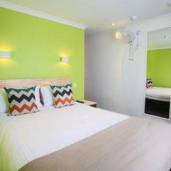 Отель Smart Hyde Park View - Hostel Великобритания, Лондон - 1 отзыв об отеле, цены и фото номеров - забронировать отель Smart Hyde Park View - Hostel онлайн комната для гостей фото 4