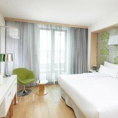 Отель Occidental Praha Five Чехия, Прага - 11 отзывов об отеле, цены и фото номеров - забронировать отель Occidental Praha Five онлайн комната для гостей фото 5