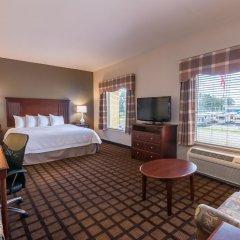 Отель Hampton Inn & Suites Lake City, Fl Лейк-Сити комната для гостей фото 2