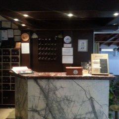 Mola Hotel интерьер отеля