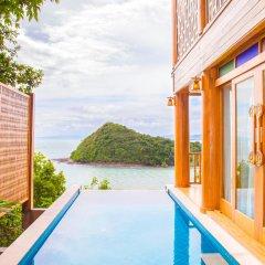 Отель Santhiya Koh Yao Yai Resort & Spa 5* Люкс с различными типами кроватей фото 10