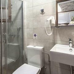 Отель Ano Aparthotel Корфу ванная фото 2